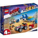 Lego Movie 2 70821 - L'atelier « construire et réparer » d'Emmet et Benny !