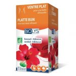 Biolys Tisane ventre plat Fenouil Hibiscus 20 sachets