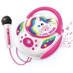 Canal Toys Boombox & Microphone I Believe in unicorn