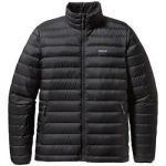 Patagonia Down Veste Homme Noir FR : S (Taille Fabricant : S)