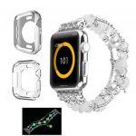 Apple Montre 1/2/3 / Nuit L ineuse Perle Bracelet Élastique Réglable 38mm Neuf
