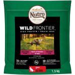 Nutro Croquettes pour Chat Wild Frontier Dinde Poulet 1,5kg
