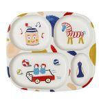 Les jouets de Marie Plateau 4 compartiments