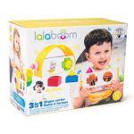 Lalaboom Boîte à formes et jeu de balance