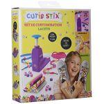 Lansay 33116 - Cutie Stix Set de customisation lacets