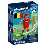 Playmobil Joueur Belge - Sports & Action - 70483