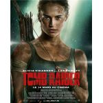 Tomb Raider avec Alicia Vikander