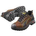 Puma Safety Chaussure basse de sécurité bâtiment, S3 HRO 640730, Taille : 45 -