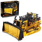 Lego 42131 Technic Bulldozer D11 Cat Véhicule de Chantier Télécommandé Interactif pour Adultes avec Application