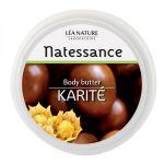 Natessance Body butter Karité