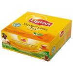 Lipton Boîte de 100 sachets de thé