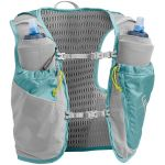 Camelbak Gilet dhydratation Ultra Pro 6l+2 Quick Stow Flasks - Aqua Sea / Silver - Taille M