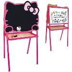Jeujura Tableau créatif craie et feutre : Hello Kitty