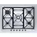 Smeg SE70SGH-5 - Table de cuisson gaz 5 foyers