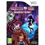 Monster High : une nouvelle élève à Monster High (New Ghoul In School) sur Wii