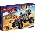 Lego Movie 2 70829 - Le buggy d'évasion d'Emmet et Lucy !