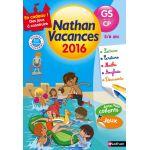 Nathan Cahier de vacances de la Maternelle au CP
