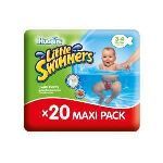 Huggies Littles Swimmers taille 3/4 (7-15 kg) - 20 couches de bain