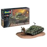 Revell Maquette char : T-34/76 Modell 1940