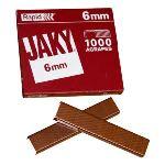Rapid 11720002 - Agrafe Jaky 6 cuivrée boîte de 1000