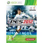 PES 2012 : Pro Evolution Soccer [import italien] [XBOX360]
