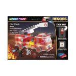 Templar Laser Pegs - Fire Truck
