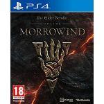 Elder Scrolls Online Morrowind sur PS4