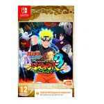 Naruto Shippuden Ultimate Ninja Storm 3 Full Burst Code in a Box [Switch]