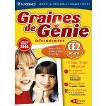 Graines De Génie : CE2 - Coffret multimatière 2008 [Windows]