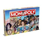 Winning Moves Jeu de société Monopoly One Piece