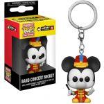Funko Porte-clés Pocket Pop! Band Concert - Disney Mickey Fête ses 90 Ans