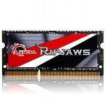 G.Skill F3-1600C11S-8GRSL - Barrette mémoire Ripjaws 8 Go SO-DIMM DDR3 1600MHz CL11 240 pins