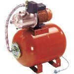 Salmson 4044627 - Surpresseur HYDROMINI SPRINGSON205-M-H100 auto-amorçant avec réservoir 100L 0.75Kw monophasé 230V