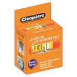 Cleopatre Cléo'stick Boîte de 12 Bâtons de colle 8 g Transparent