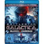 BD Battlestar Galactica Blood Chrome Bluray Verkauf [Import] [Blu-Ray]