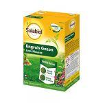 Solabiol Engrais Gazon Anti-Mousse - Etui 3,2 Kg