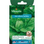 Vilmorin Laitue romaine cucaracha - Sachet de graines 4 g