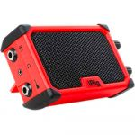 Ik multimedia IRIG NANO AMP AMPLIFICATEUR PORTABLE 3W COULEUR ROUGE