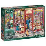 Diset Puzzle 1000 pièces : La boutique de jouets