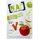 N.a! Sticks de fruits à base de pommes