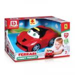 Bburago Voiture motorisée junior Funny Friends Ferrari