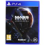 Mass Effect : Andromeda sur PS4