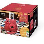 Fujifilm Instax Mini 9 Rouge pack découverte
