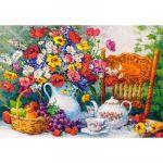 Castorland Time for Tea - Puzzle 1000 pièces