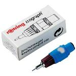 Rotring S0217870 - Pointe de recharge Isograph