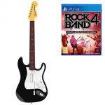 Rock Band 4 + Guitare sans fil sur PS4