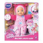 Vtech Little Love - Mon bébé coucou-caché