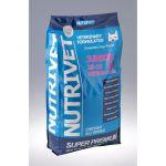 Nutrivet Super Premium - Croquettes chien junior 26/16 race moyenne