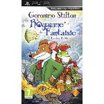Geronimo Stilton in the Kingdom of Fantasy sur PSP
