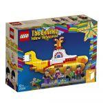 Lego 21306 - The Beatles Yellow Submarine